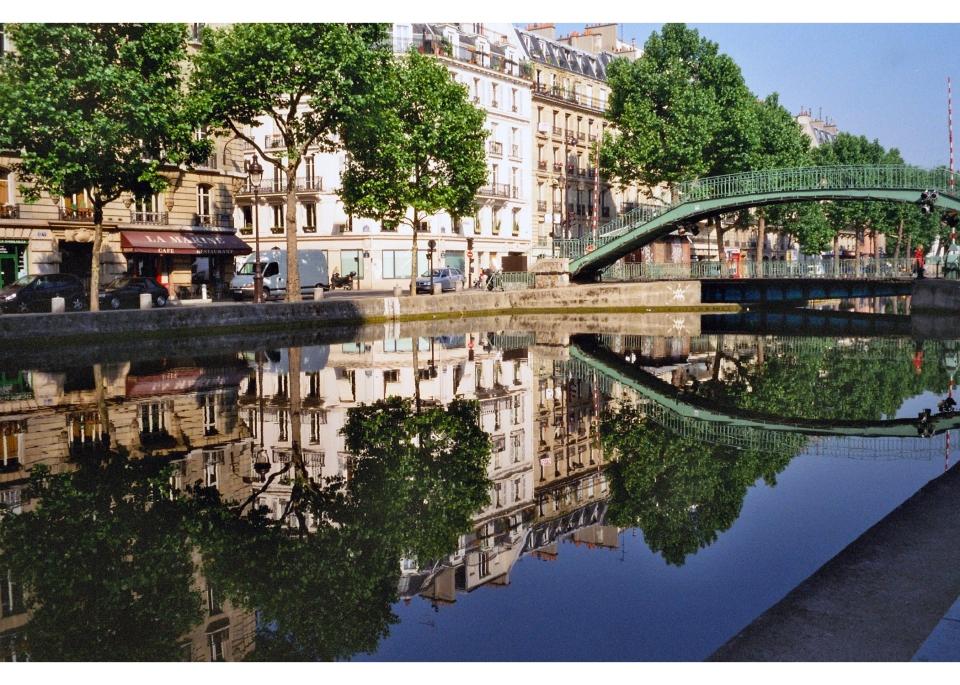 Travel Kids Paris Canal