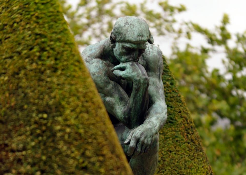 Leap & Hop Paris Musee Rodin