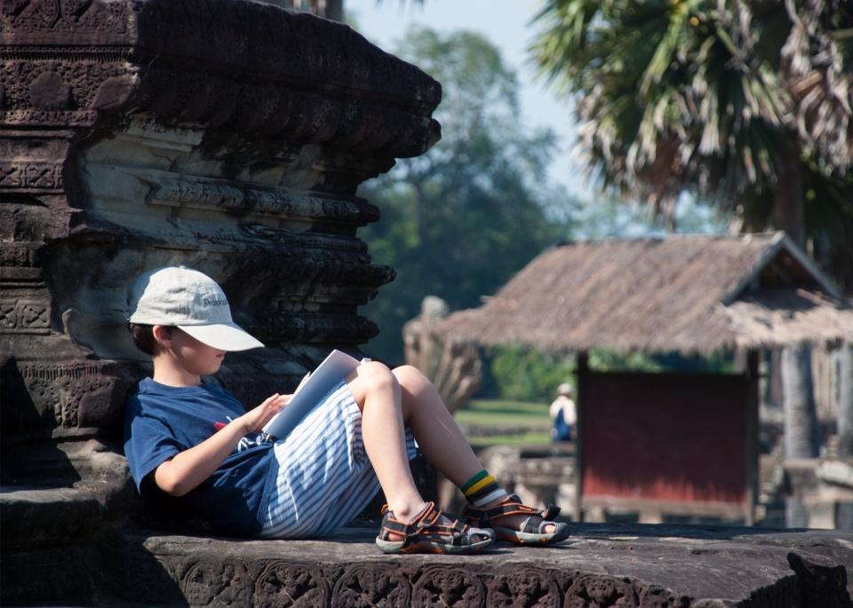 Leap & Hop Blog Cambodia Angkor Wat