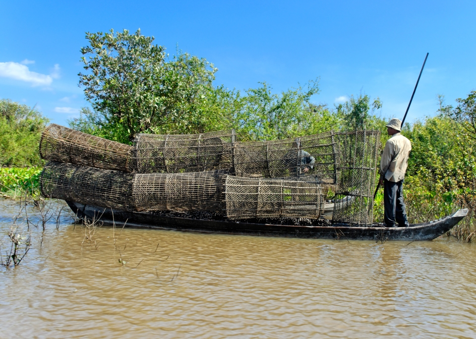 Leap & Hop Blog Cambodia Lake Tonle Sap