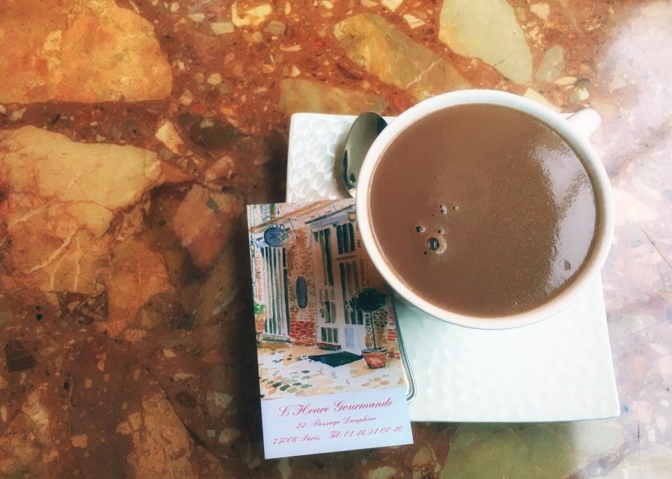 Leap Hop Blog - Paris l'heure gourmande chocola
