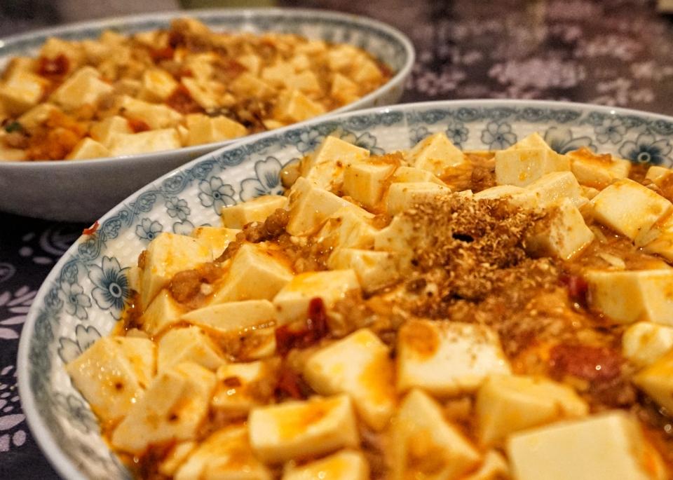 Leap Hop Cooking Class mapo tofu