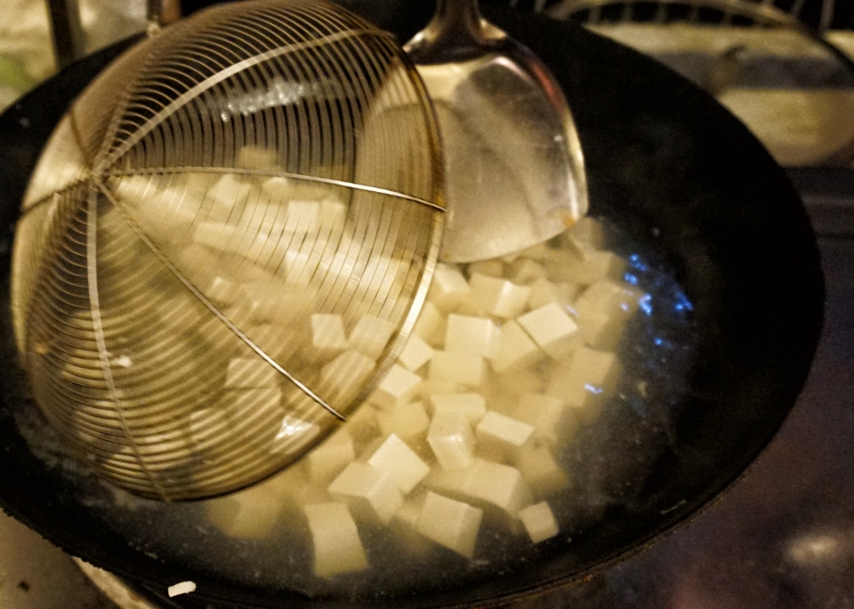 Leap Hop Cooking Class Tofu Prep