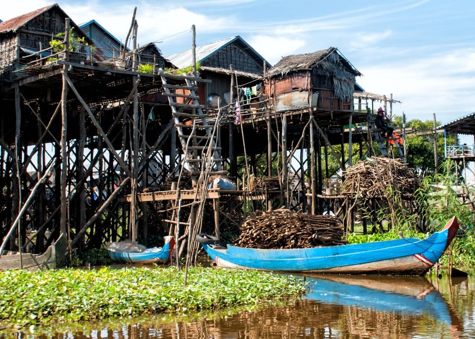 Leap Hop Blog Cambodia Lake Tonle Sap